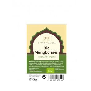 Mungbohnen grün ganz Bio 500g