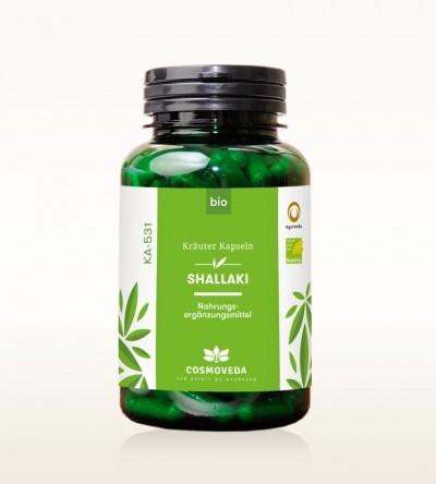 Shallaki (Weihrauch) 200 Kapseln Bio