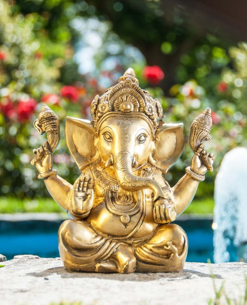 Ganesha Goldantik