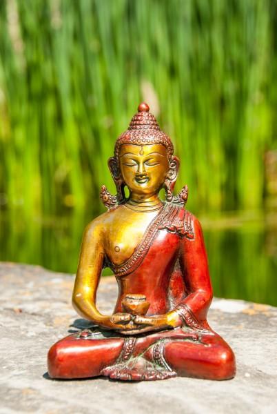 Buddha Amitabha 15cm