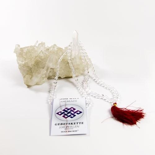 Bergkristall Mala