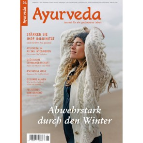 Ayurveda-Journal Nr. 64