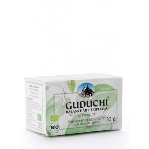 Guduchi Balance Tee mit Triphala (Teebeutel)
