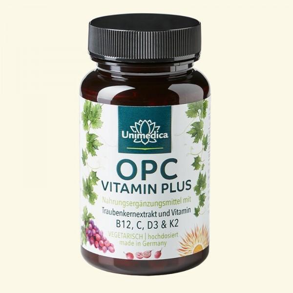OPC Vitamin Plus 60 Kapseln