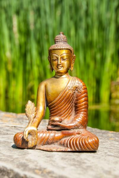 Medizin-Buddha 16cm