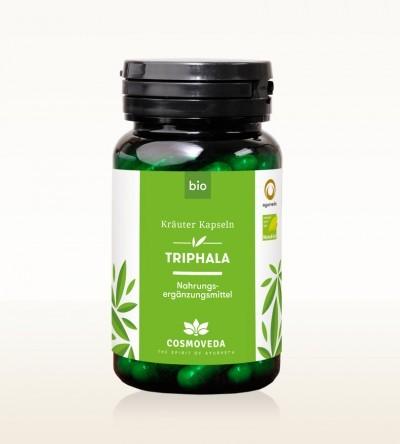 Triphala Kapseln Bio